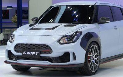 Swift Terbaru Tampil Menggugah, Suzuki Indonesia Siap Pasarkan Lagi?