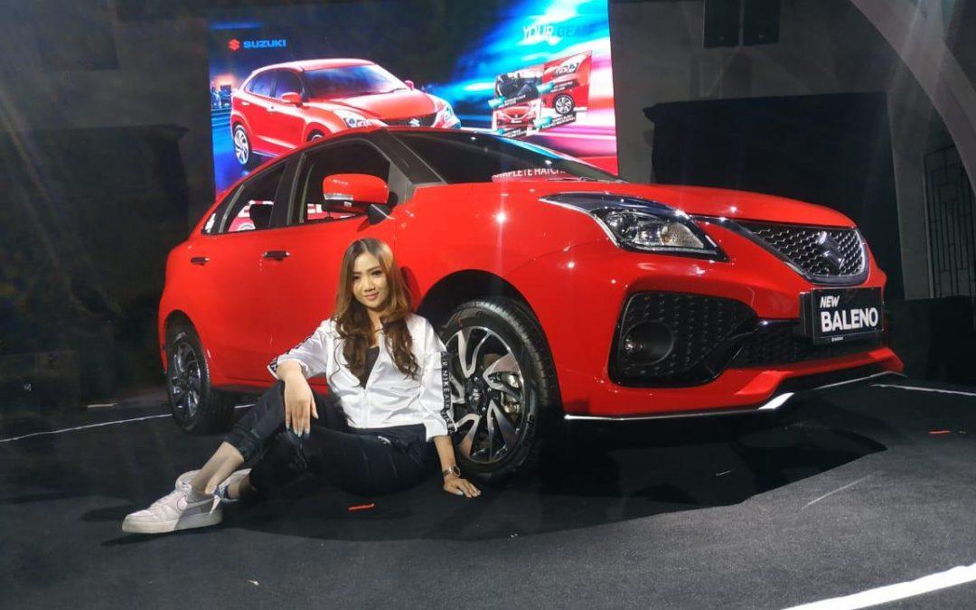 New Suzuki Baleno Incar Pengguna City Car yang Ingin Naik Kasta